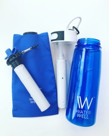 water well bottles travel