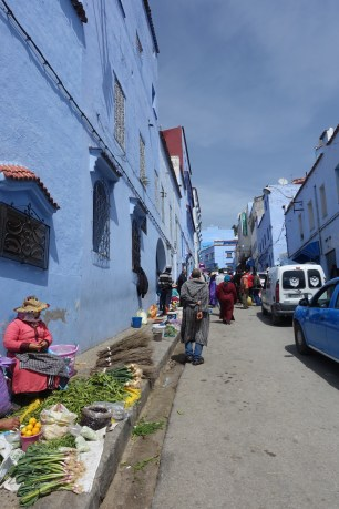 Chefchaouen Local Market