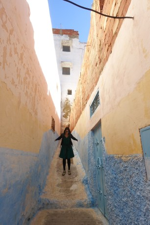 Moulay Idriss town