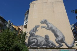 Rodents Kiev street art