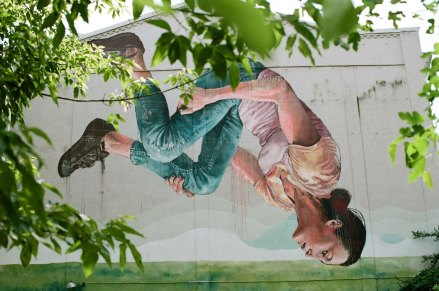 Kieve street art