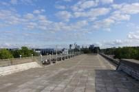 ABANDONED OLYMPIC STADIUM