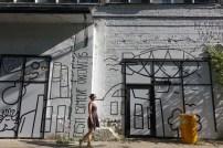 Kalamaja District street art