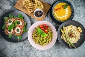Restoran Plant food vegan