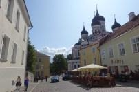 view Alexander Nevsky Cathedral