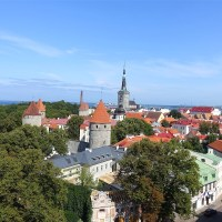 Tallinn travel, Estonia