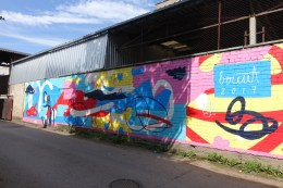 STREET ART VILNIUS OPEN GALLERY
