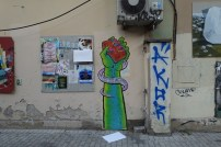 uzupis street art