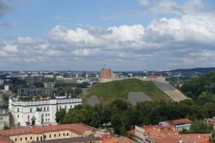 views from vilnius university