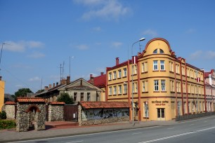 bauska town