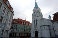 Riga church