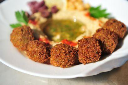 vegan ohrid falafel