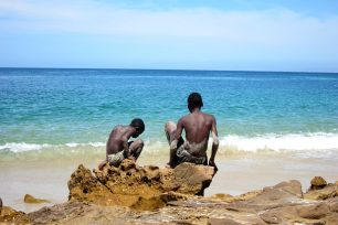 Angola beach travel