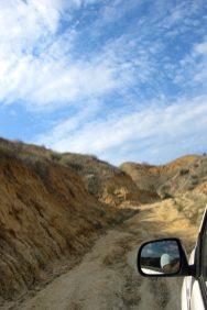 Angola roads
