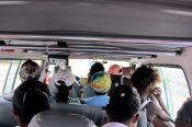 Angola travel candongueiro
