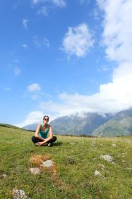 travel Kazbegi nature