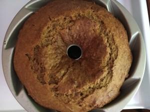 Classic Pumpkin Cake