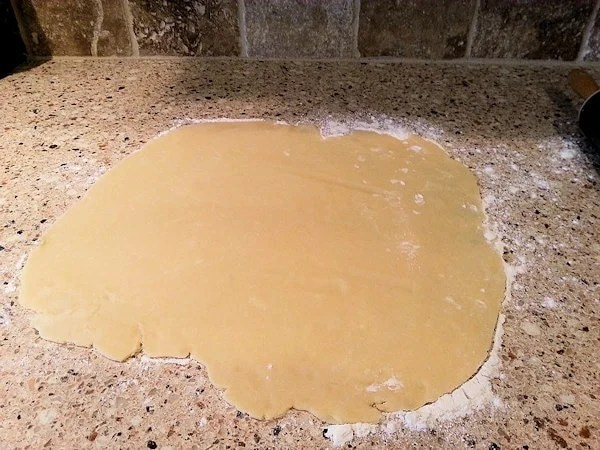 Buttery Pie Crust