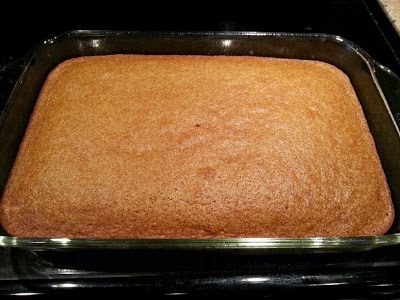 Mom's Applesauce Cake