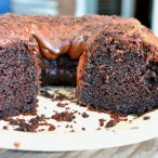Chocolate Espresso Bundt Cake