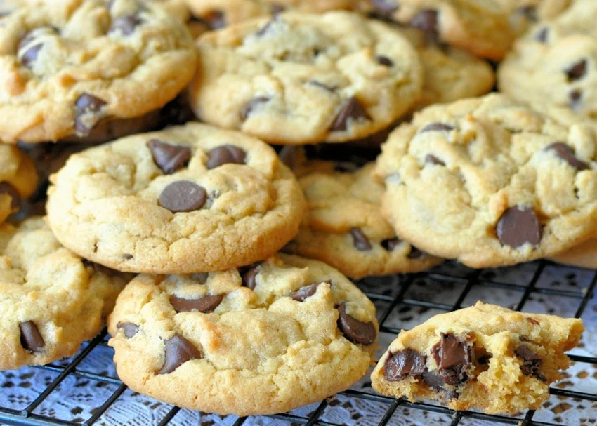 Possibly the Best Chocolate Chip Cookies a