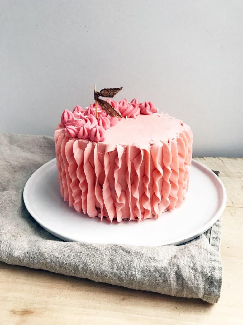 cardamom cake