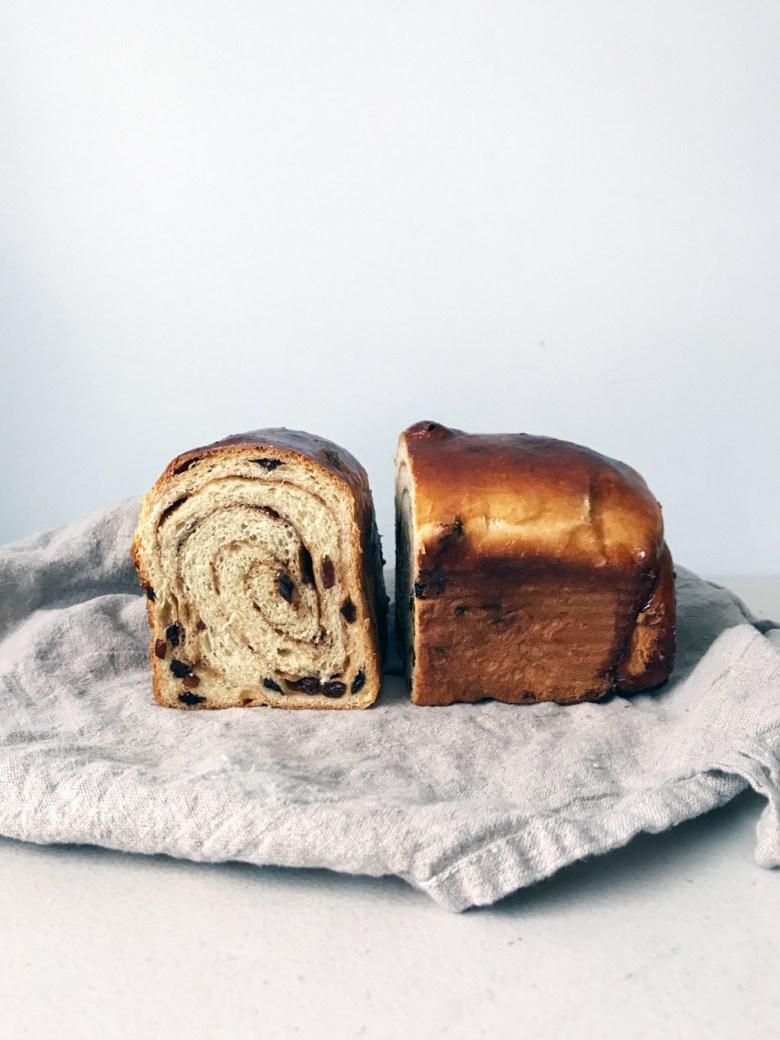 cut swirl bread