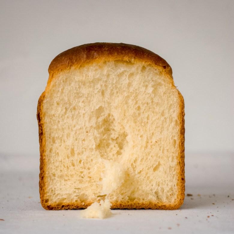 sourdough sandwich bread slice shred<p data-wpview-marker=