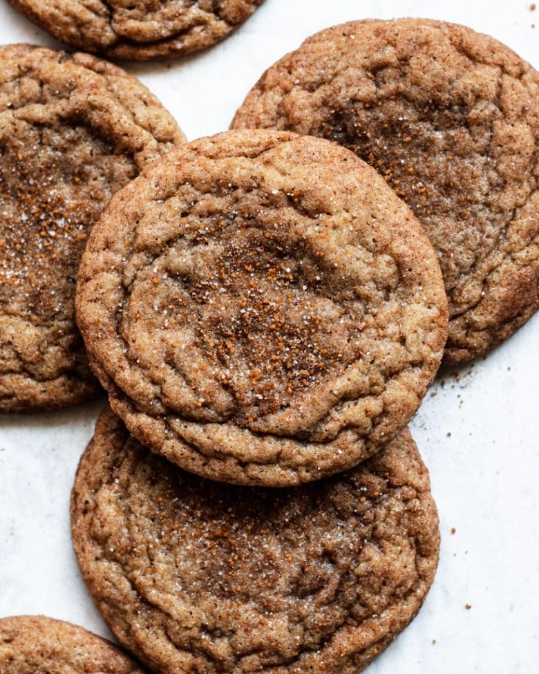 graham cracker snickerdoodle