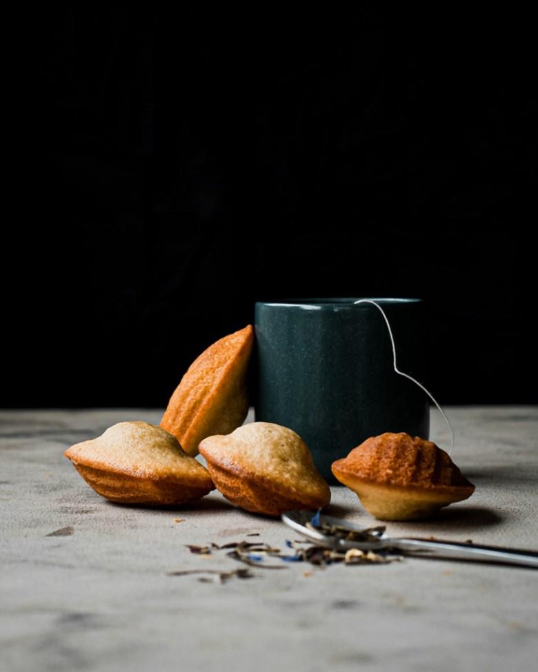 madeleines tea