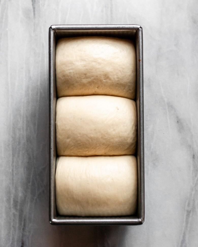 fully fermented sourdough shokupan