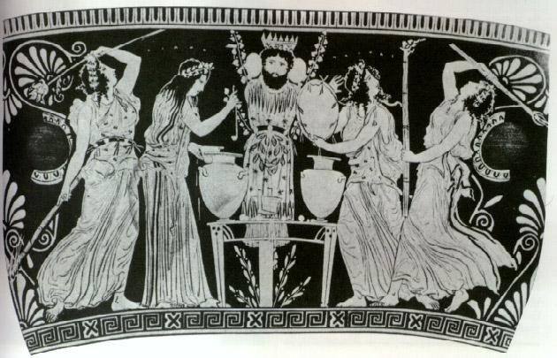 Dionysis, God of Big Pimpin'.
