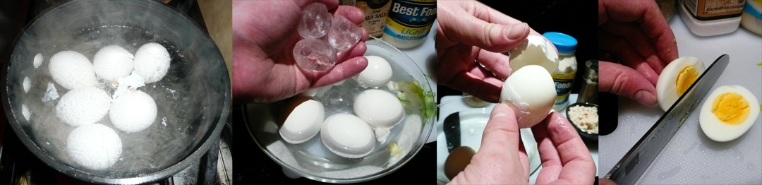 deviled-eggs-boil-peel-scoop