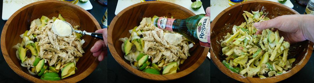 chicken-salad-dressing-toss
