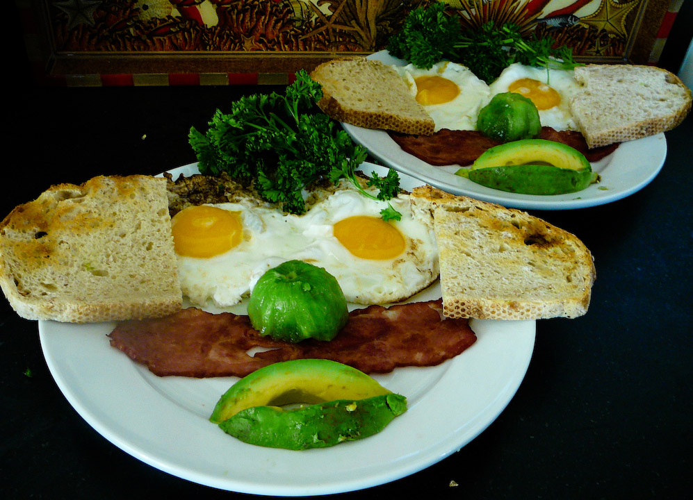He will massage your mornings and satiate your soul.
