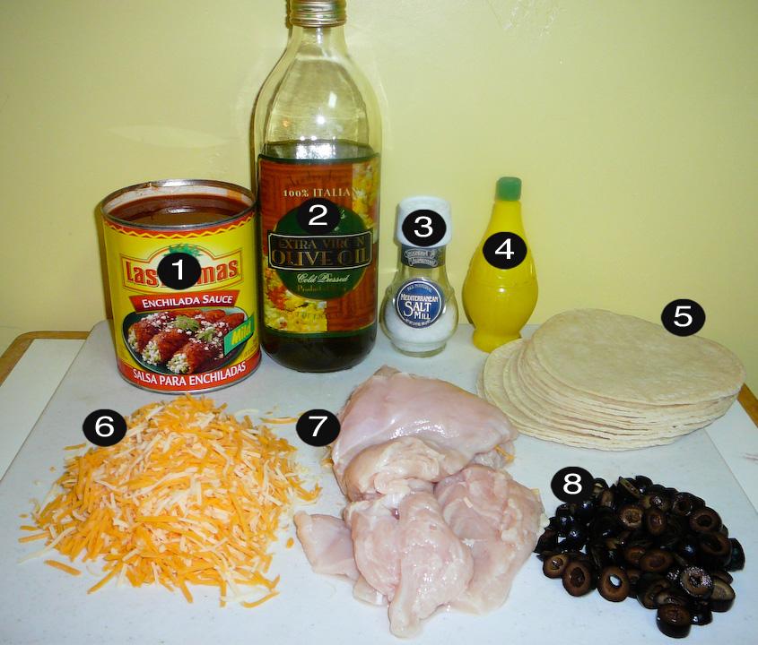 poonchiladas prep