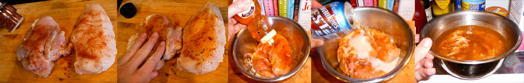 beercan chicken marinate