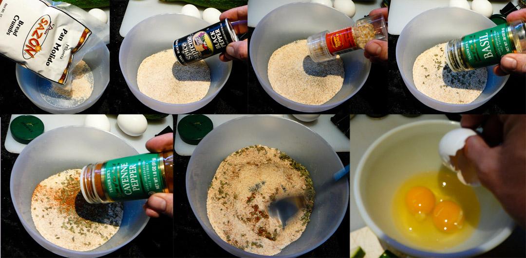 zucchini sticks breading