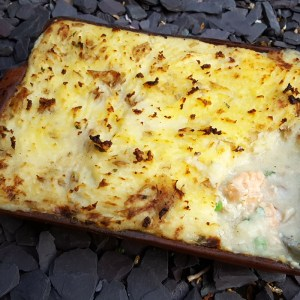 Thai-style Fish Pie