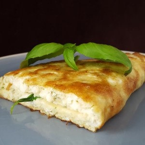 Tofu and mackerel omelette