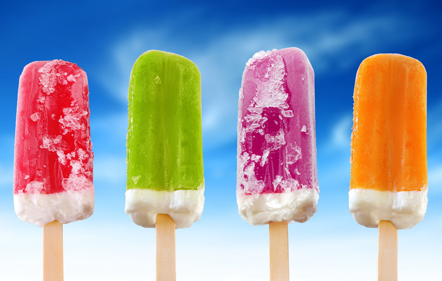 Home-made popsicle recipes