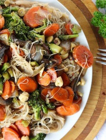 The Perfect Everyday Vegetable Stir Fry