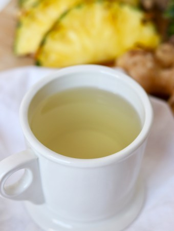 Pineapple Ginger Tea