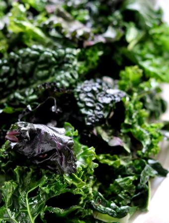 The Best Sautéed Kale