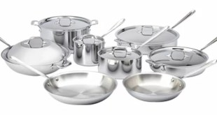 All Clad Stainless Cookware