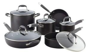 Anolon Advanced 11-Piece Cookware Set