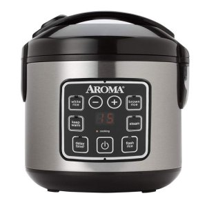 Aroma Housewares ARC-914SBD - Best Stainless Steel Rice Cooker 2019