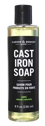 Caron & Doucet - Cast Iron Soap