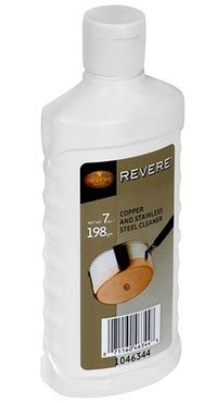 Revere Copper and Stainless Steel Pots and Pans Cleaner
