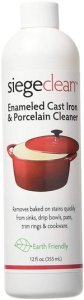 Siege Chemical 766L-Enamel and Porcelain Cleaner